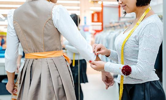 Création vêtement sur mesure tourcoing